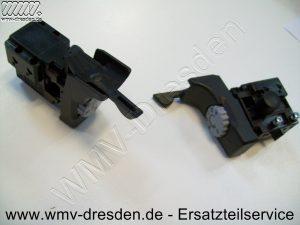 Ersatzteile für AEG-Elektrowerkzeuge, Steuerschalter inkl. R/L-Umschalthebel - (Art.Nr. 4931382377-T01)