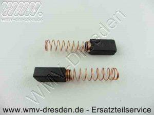 Ersatzteile für AEG-Elektrowerkzeuge, Kohlebürstenpaar 5 x 8 x 14,7 x 17 mm - (Art.Nr. 4931361733-T01)