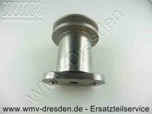 Messeraufnahme für 25 mm Welle, mit Riemenscheibe - (Art.Nr. 583478001-ELE)